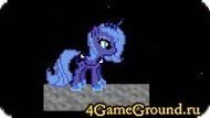 Action about Lunar Pony