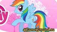 Puzzle with Pony