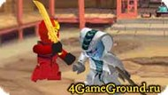Game about Ninja from the Lego.