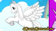 Create a pony with wings