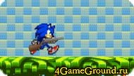 Shooter about Sonic