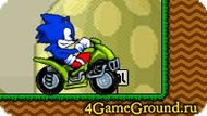 Race with Sonic