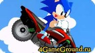 Race with Sonic again!