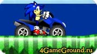 Which Sonic does not like to drive fast?