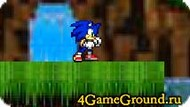 Super Sonic game. Yo!