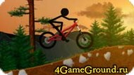 A bike race