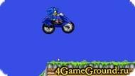Sonic Motor Racing game