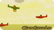 Airplane flying game