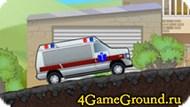 Игра Гонка на скорой помощи