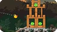 Аngry birds online - популярнейший вариант Злых Птичек. Присоединяйтесь!