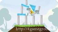 Аngry birds 2 - блоковая головоломка про Злых птичек.