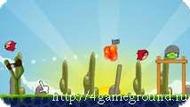 Аngry birds 3 - третий этап войны против злых свиней!