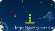 Angry birds space, или Злые Птички в космосе, - покори космос вместе любимыми героями!