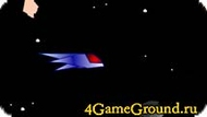 Space flying game