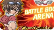 Balls vs Bakugan Fighting
