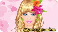 Barbie Dress Up Summer Game