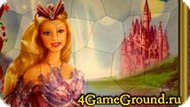 Puzzle with Barbie Game