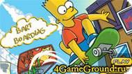 Bart's boarding