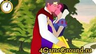 Kiss Snow White and Prince Game