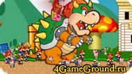 Bowser world destroy