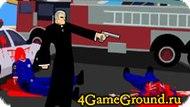 Священник против зомби