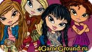 Bratz Kids Stories Game