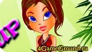Bratz Dress Up Party Game