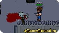 Просто стреляем зомби