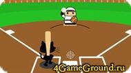Играем в бейсбол с Котом!