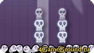 Tetris with skulls Game
