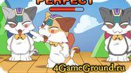 Кошачья танцевальная группа