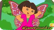 Dora Dress - fairy Game