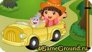 Pictures of Dora and shoes Game