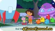 Dora in space Game