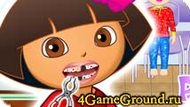 Dora treat teeth Game