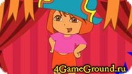 Dora Dress for Scenes Game