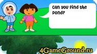 We are looking for items with Dora Game