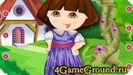 Dora Dress in spring Game