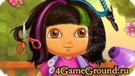 Dora do hairstyles Game
