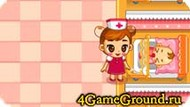 Game about a girl-nurse.
