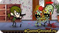 Игра для настоящих зомбоубийц
