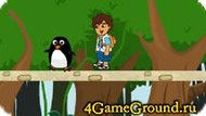 Save the animals with Diego Game