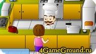 Симулятор работы повара