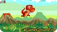 Jumping game about Dino.