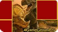 Пазл про Динозавров