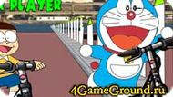 Race of Doraemon Game