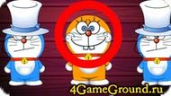 Looking for differences with Doraemon Game