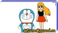 Dress Doraemon Game