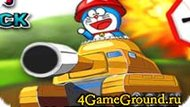 Tankzors Doraemon Game