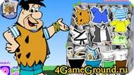Dress Up game about Flintstones